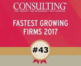 Consulting Magazine Recognizes Intellinet as Fastest Growing Firm for Second Year in a Row