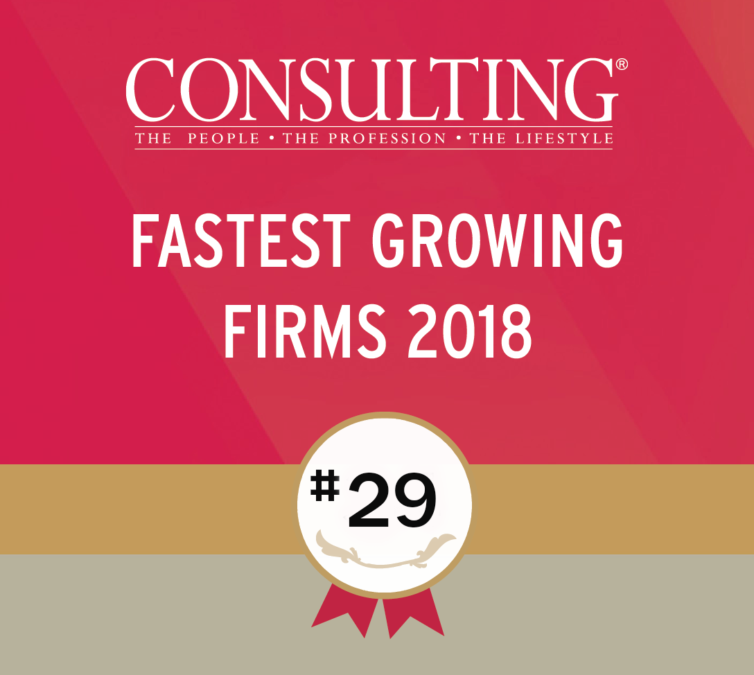 Consulting Magazine Recognizes Intellinet as Fastest Growing Firm for Third Year in a Row